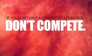 competetive advantage