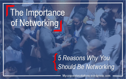 Networking 5 reasons